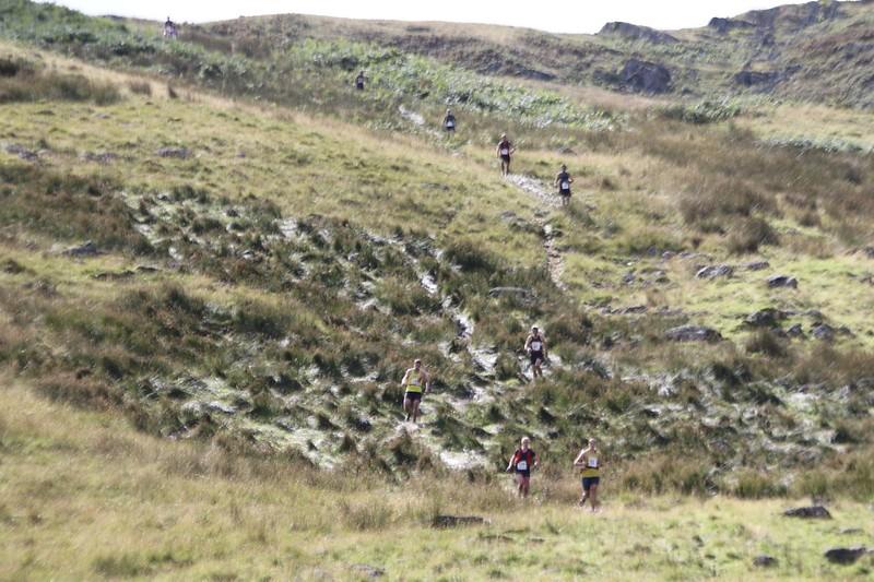Grizedale Horseshoe English Fell Championship Race