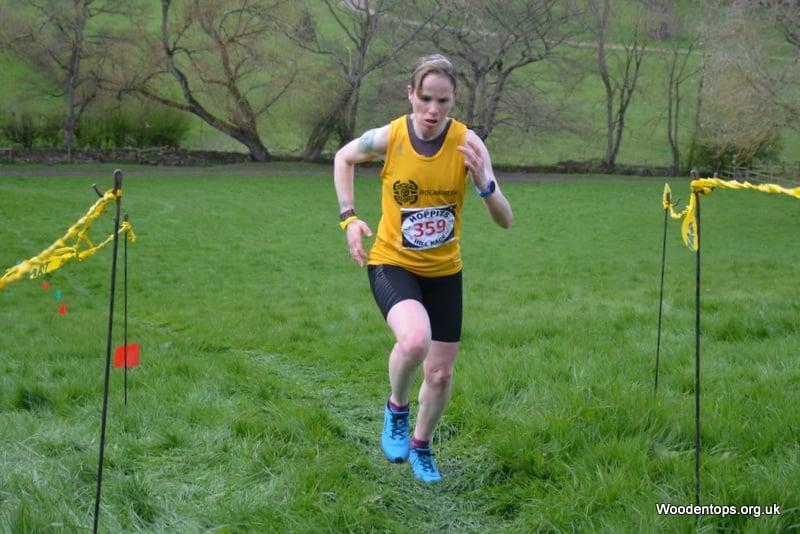 Hoppits Hill Fell Race