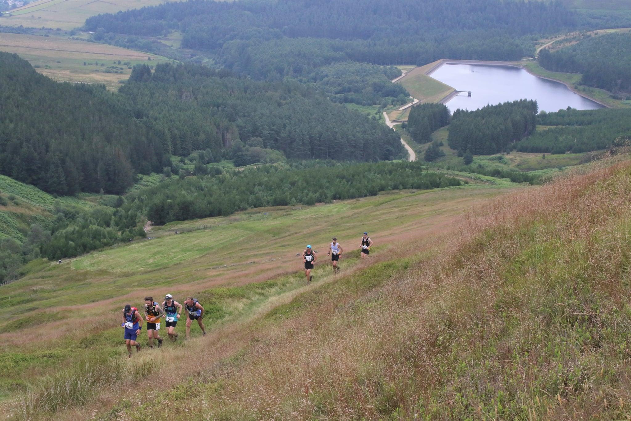 Holme Moss Fell Race 2021