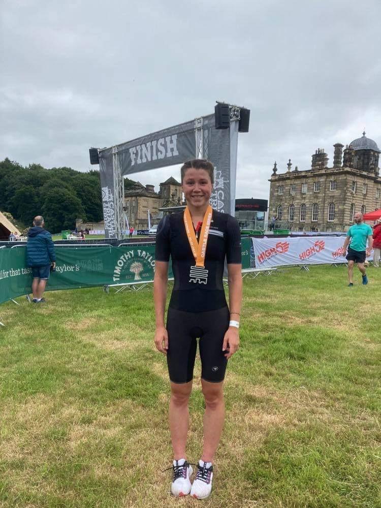 Castle Howard Triathlon 2021