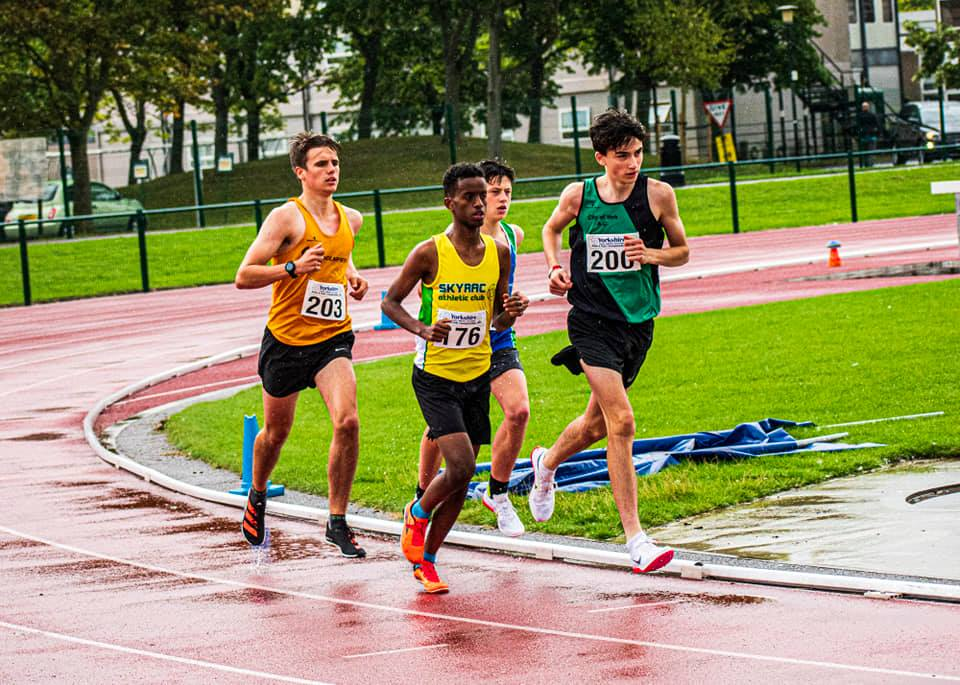 Track and Field August 2021